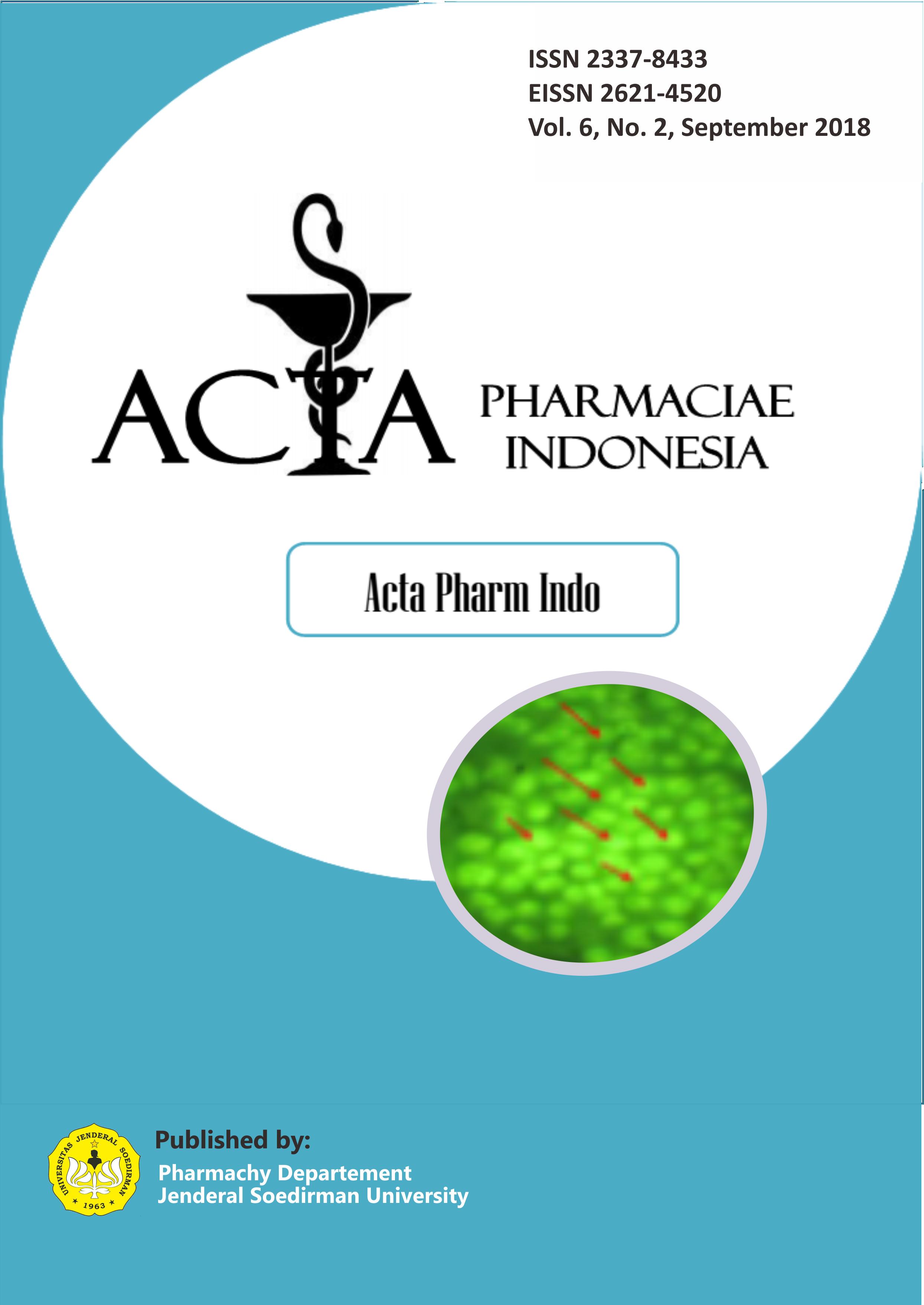 acta pharmaciae indonesia