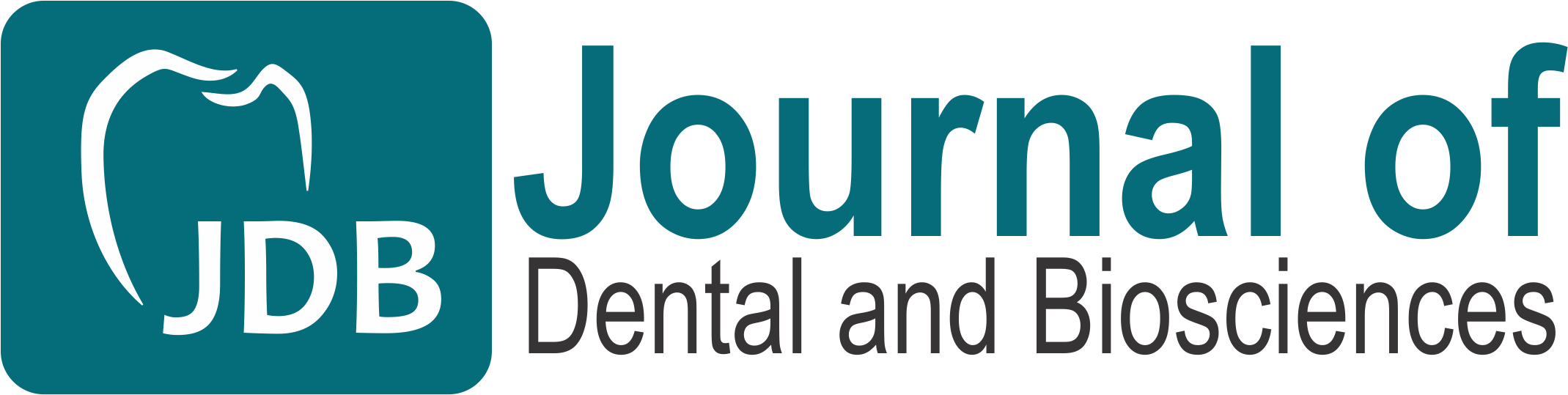 Journal of Dental and Biosciences, Jenderal Soedirman University
