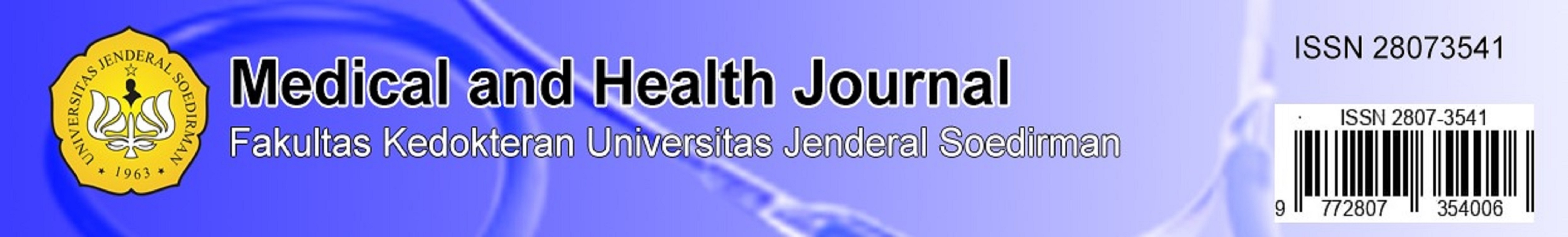 MEDICAL AND HEALTH JOURNAL